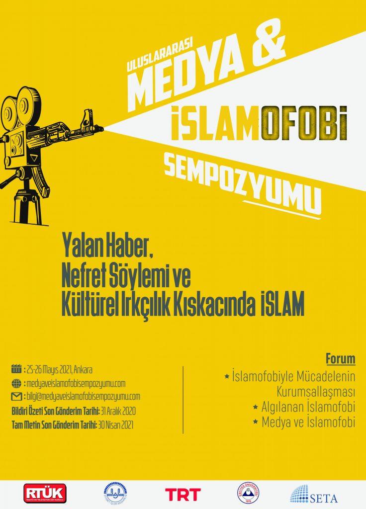 Uluslararası Medya ve İslamofobi Sempozyumu - 2021